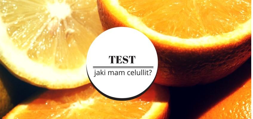 Akcja wakacje- pozbywamy się cellulitu TEST