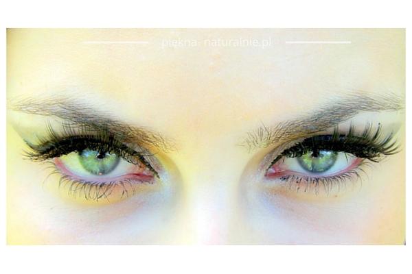 zdrowe oczy i piękne rzęsy