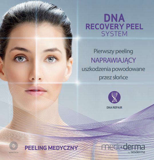 dna recovery peel