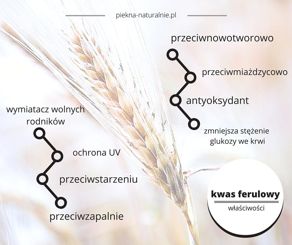 kwas ferulowy