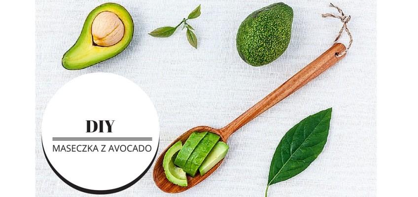 Maseczka z avocado