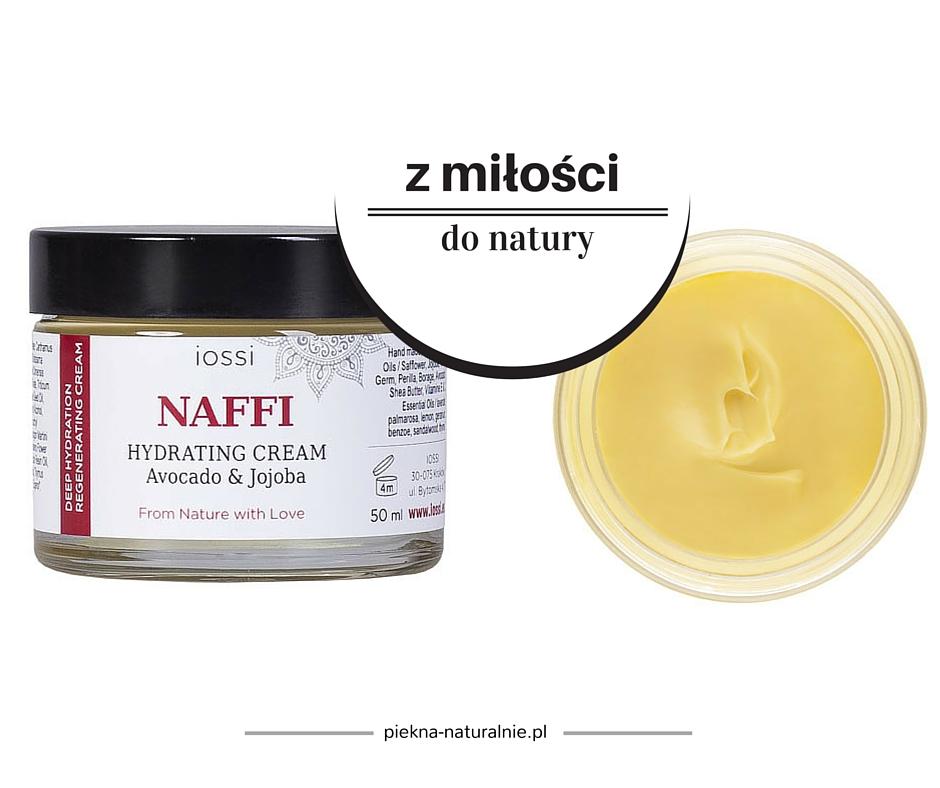 Iossi -test kremu Naffi